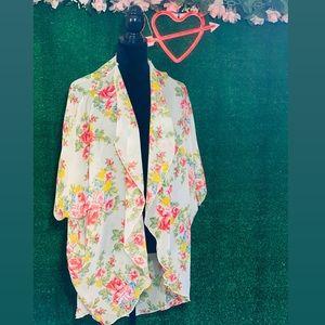 Floral Kimono 🌸